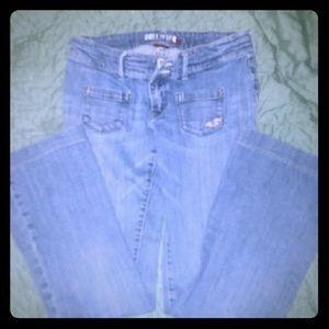 Blue jeans (Hollister)